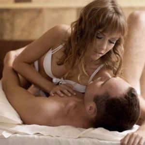 Lesbiennes seks met Strapon