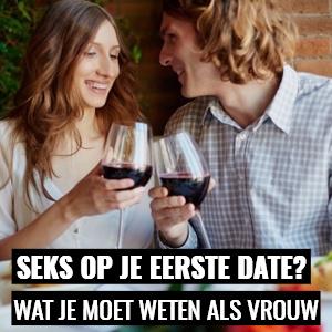 Seks op de eerste date maakt je nog niet hoe